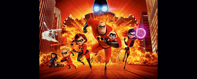 Disney Pixar Incredibles 2 Maleah Warner Podcast