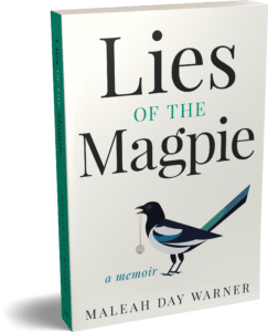 Lies of the Magpie by Maleah Day Warner Book Cover