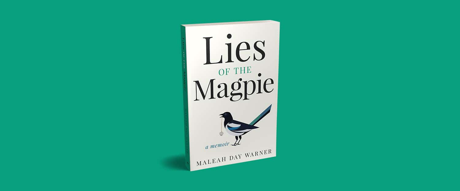 Lies of the Magpie Book Cover