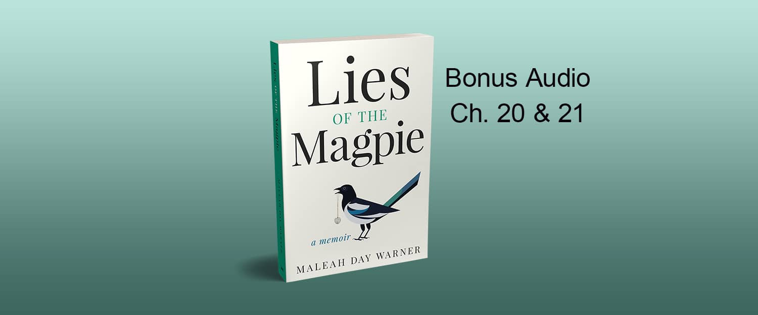 Lies of the Magpie Chapters 20 & 21
