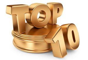 Top Ten Episodes