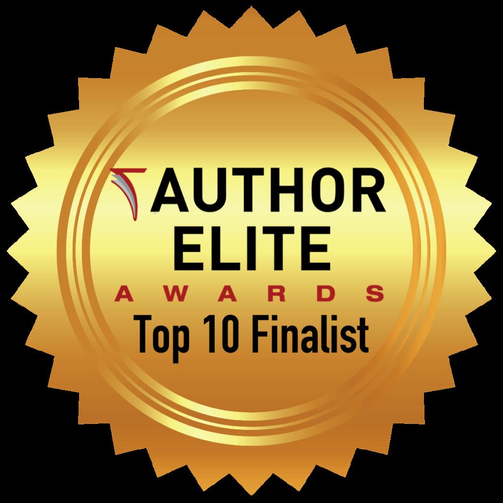 Author Elite Top Ten Finalist