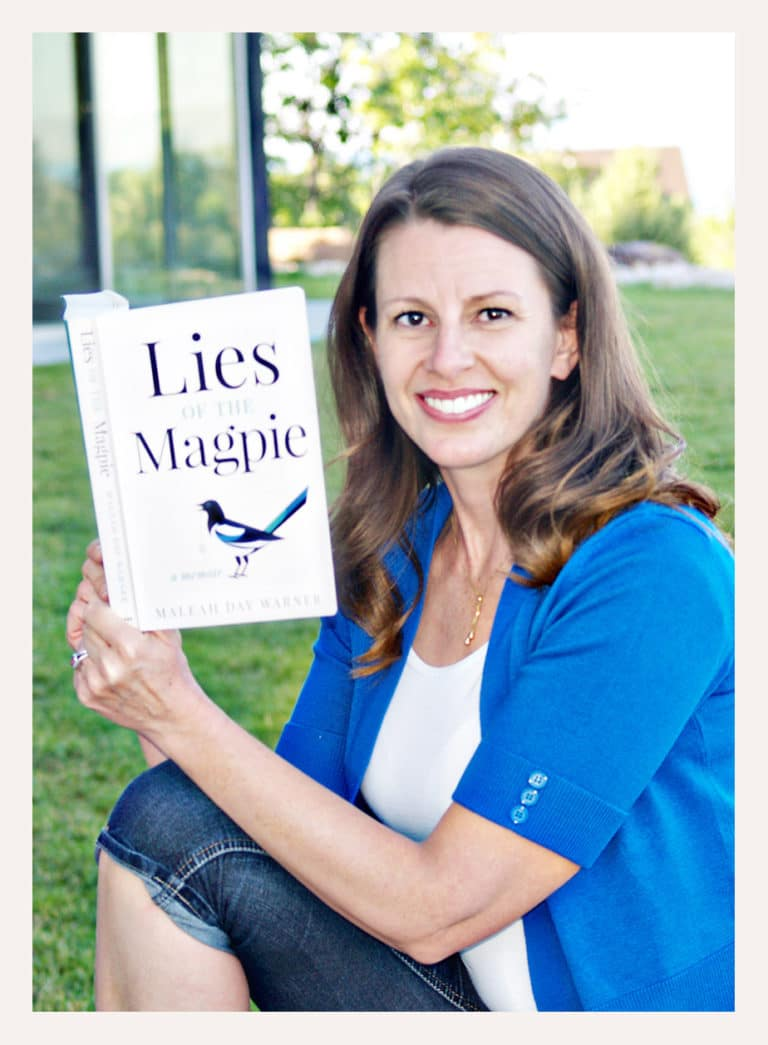 Maleah Warner Author Lies of the Magpie
